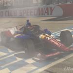 Victor Del Porto ataca no fim e leva a estreia da Indy Oval Series