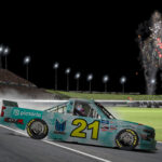 Rafael Hubie vence no Kansas e embola da Diecasts & Collectables Truck Series